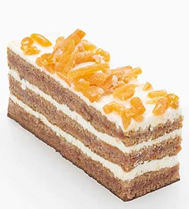 Carrot Cake Strip