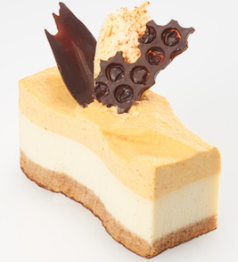 Pumpkin Cheesecake Indy
